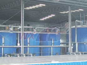 宁波银基20吨固定一体式改性沥青设备
