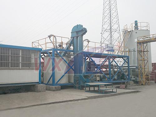 苏州长顺30吨移动一体式改性沥青设备