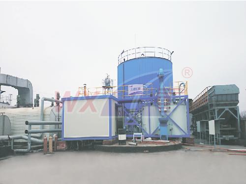 张家港永力达20吨移动一体式改性沥青设备